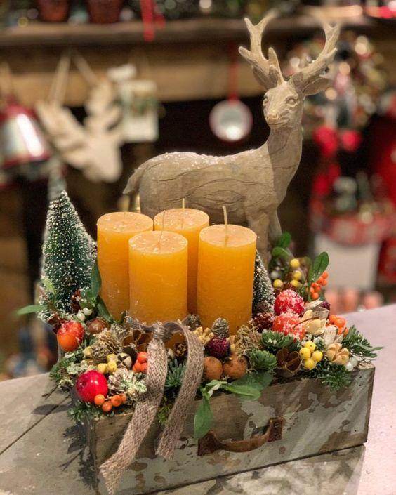 Máte už na Advent vyzdobeno?